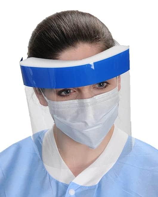 מסיכת מגן פנים